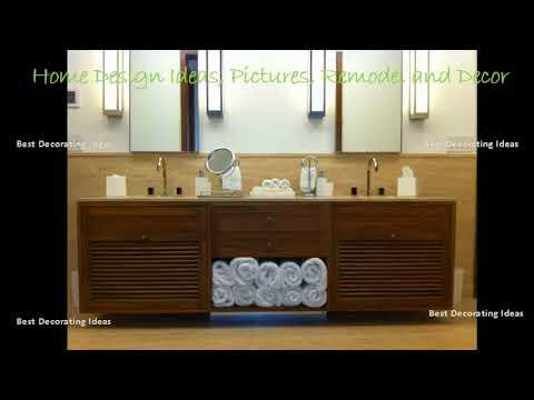 Japanese zen bathroom design | Modern House Interior design ideas with inspiration &