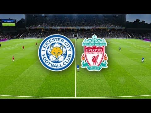 Лестер Сити - Ливерпуль обзор матча команд АПЛ футбол PES 2020