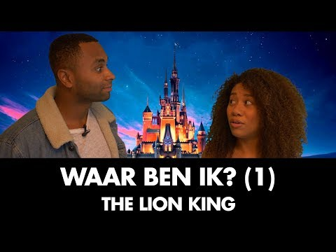 Waar ben ik? (Naidjim en Gaia) | The Lion King