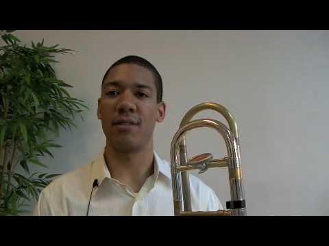 Trombone for Beginners - Lesson 1 Tutorial | Sophia Learning