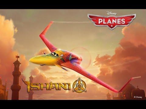 Disney's Planes - Story Mode Walkthrough Part 9 - A Colorful Calamity (Ishani)