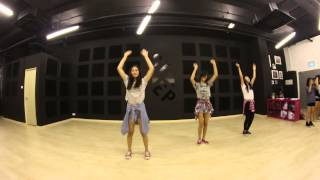 Show Me How You Burlesque (Part 2) | Broadway Jazz | Step