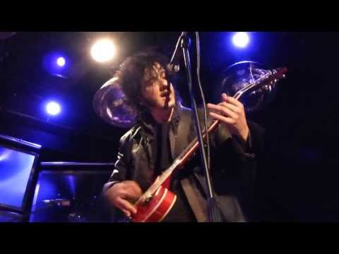Reignwolf - Bicycle and Are You Satisfied - Bowery Ballroom New York 2013-09-17 front row HD