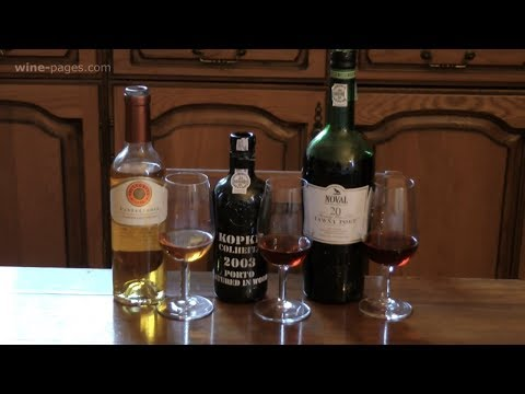 3 fortified wines for Christmas, wine review