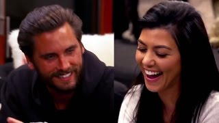 Kourtney Kardashian Gets Hilariously Called Out By Scott Disick For Hooking Up With Bieber