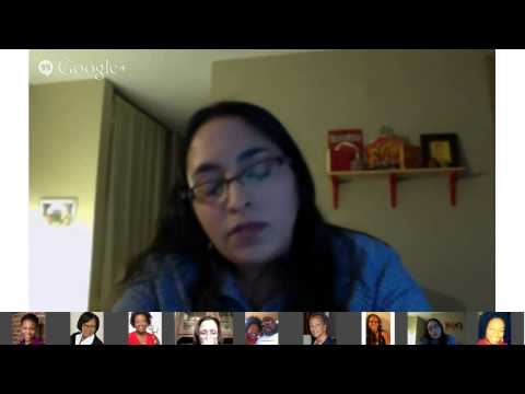 Pushing Lovely Hangout on VAs and Bartering Hosted by Tazim Damju 2
