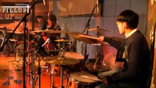'내맘의 눈을 여소서(Open the Eyes of My Heart)'The Drummer 박준용(Jun yong Park) 20150101 Fill up ministry