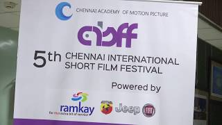 Chennai International Short Film Festival 2018 - Day 2 Event Discussion | SS Music