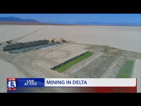 Potash Project Will Bring 175 Jobs To Utah