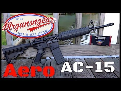 Aero Precision AC-15 AR-15 Rifle: Best AR-15 Under $700! (HD)