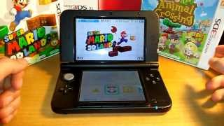 Nintendo 3DS XL (Red) Review