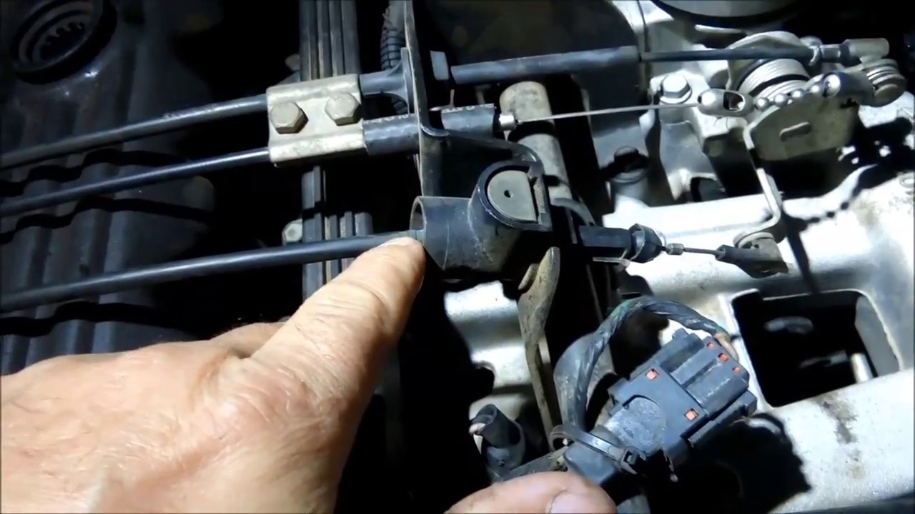 jeep aw4 transmission band adjustment