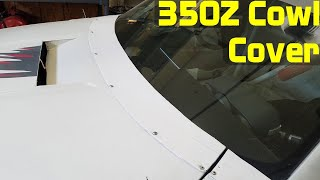 homepage tile video photo for Nissan 350Z Aero Cowl Cover