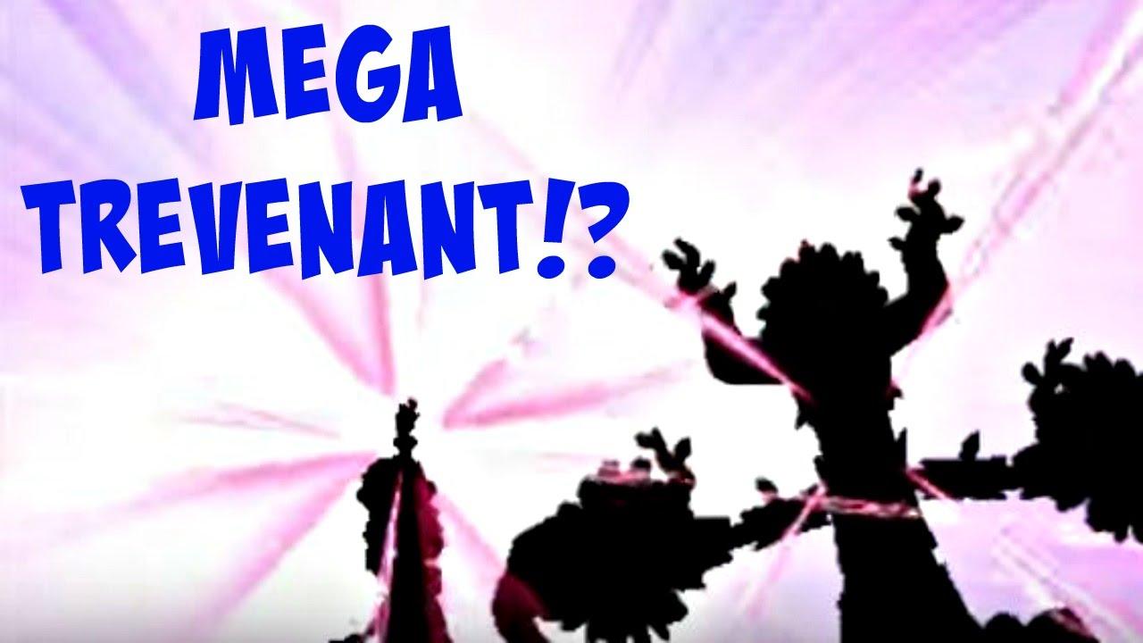 Why Mega Evolve? #119 Trevenant - YouTube