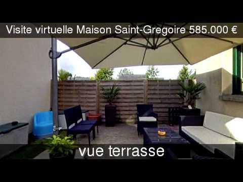 Visite Maison Visite Virtuelle D 39 Une Maison Youtube