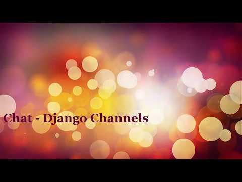 Chat - Django Channels