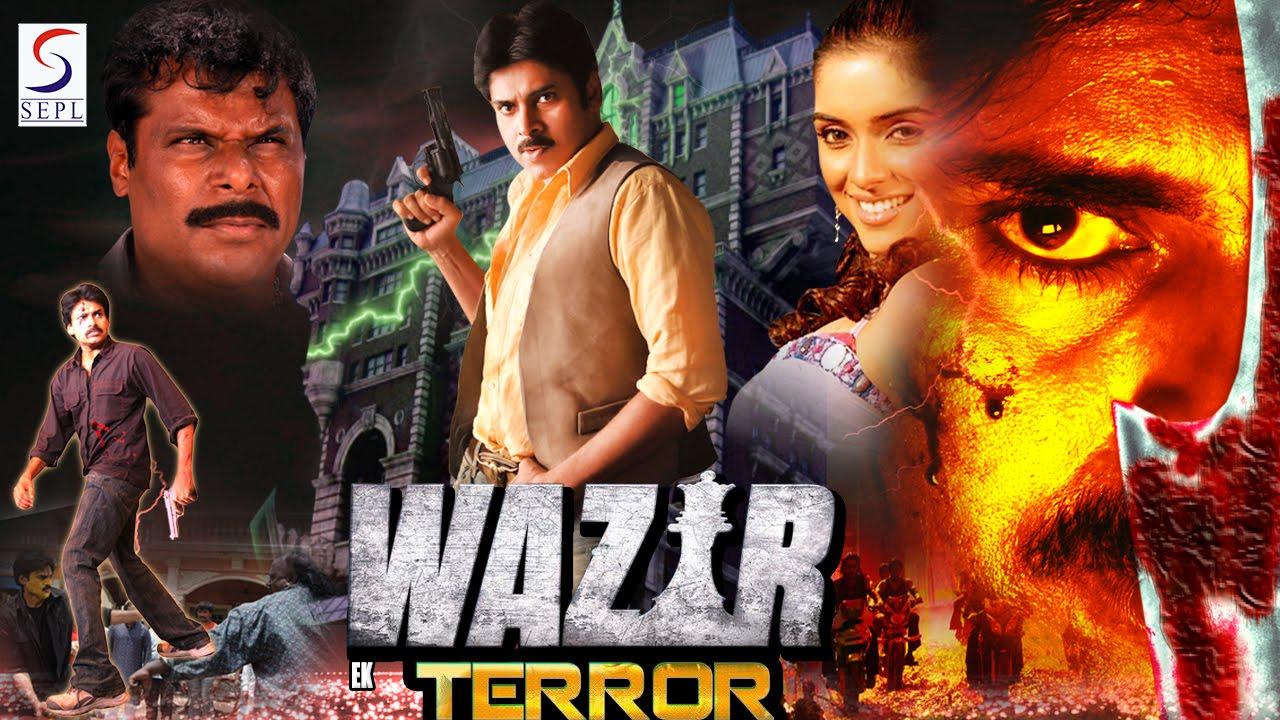 Wazir Ek Terror - Dubbed Hindi Movies 2016 Full Movie Hd L