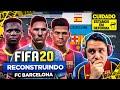 RECONSTRUINDO O BARCELONA!! FIFA 20 Modo Carreira 🔥🏆