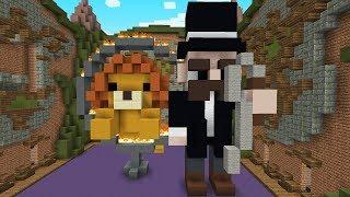 Minecraft: VITÓRIA ÉPICA NO BUILD BATTLE DE PROFISSIONAIS! (BUILD BATTLE)