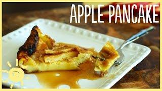 Meg | Apple Puffed Pancake (feat. Meg's Mom)