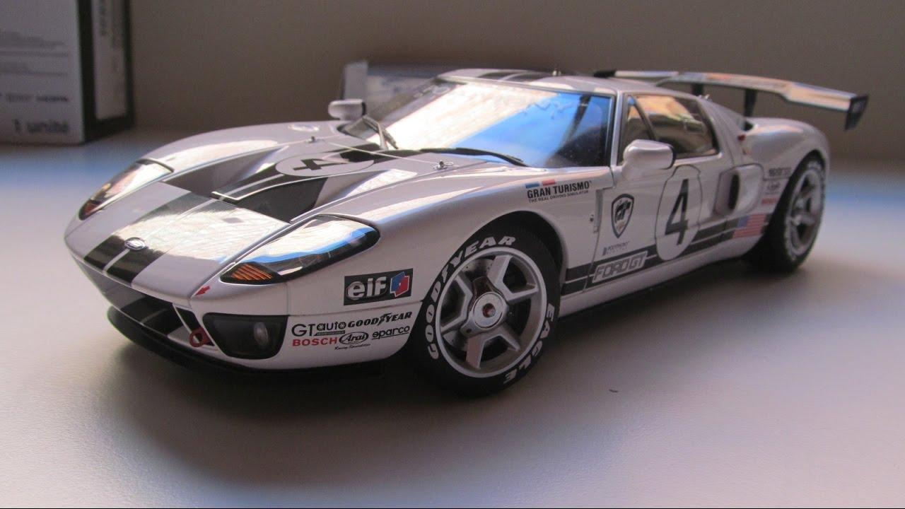 Gran Turismo  Ford Gt Race Car