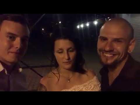 18.8.2018 - Verča a Erich - Videoreportáž z jejich svatby nás baví!