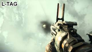 Crysis 3 All Weapons In Slow Motion [FULL HD, DX11, MAX DETAILS]