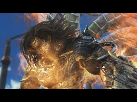 Final Fantasy XII HD Remaster: The Undying Final Boss Fight and Ending (1080p)