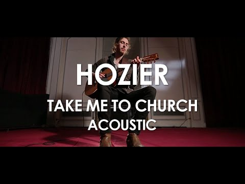 Hozier - Take Me To Church - Acoustic [ Live in Paris ]