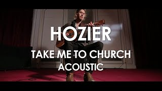 Repeat youtube video Hozier - Take Me To Church - Acoustic [ Live in Paris ]