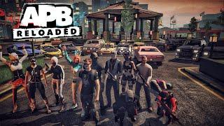 APB Reloaded 2020 - Массовое сражение часть 2