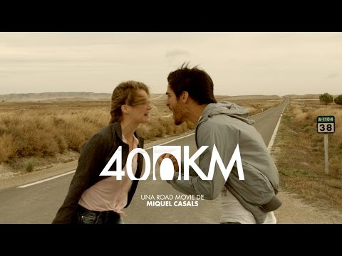 """""""400KM"""" (2014) con Anna Ferran y Raül Tortosa"""