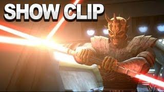 Star Wars: The Clone Wars - Savage Opress Clip
