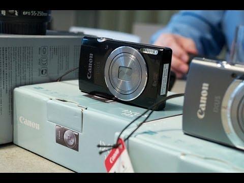 Canon Powershot Elph 100 HS/IXUS 115 HS Lens Replacement - YouTube