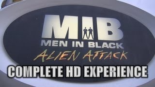 MIB Men In Black Alien Attack On-ride (Complete HD Experience) Universal Orlando