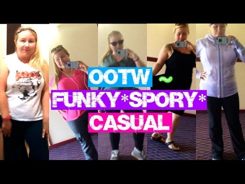 OOTW ~ FUNKY*SPORTY*CASUAL
