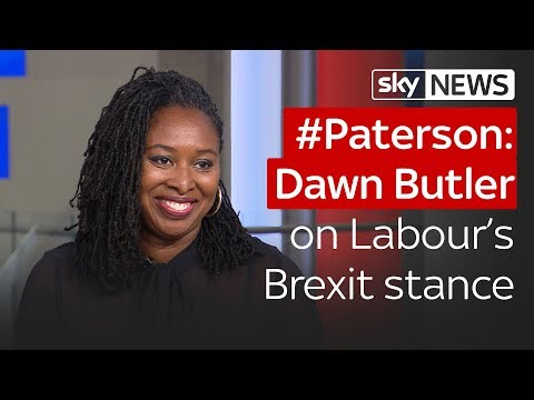#Paterson: Dawn Butler on Labour's Brexit stance