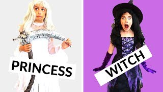 COSTUMES TWIN TELEPATHY Challenge By The Norris Nuts