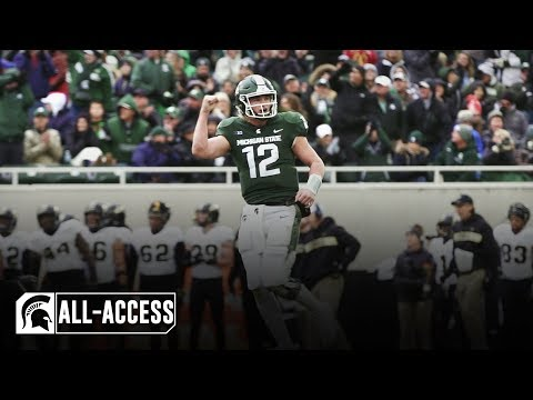 Michigan State Football vs Purdue | Spartans All-Access | October 27, 2018