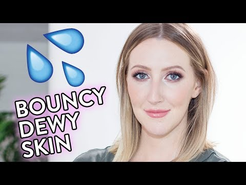 SUPER Hydrating Makeup Tutorial for DRY SKIN  Sharon Farrell