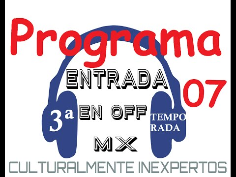 Entrada en Off Mx | Programa 7 | Ángeles en Ildefonso | La Jornada en Chapultepec | Green Corner