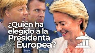 FRANCIA y ALEMANIA: asalto a la Comisión EUROPEA – VisualPolitik
