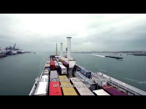 Finnish wind power sets sail for new markets