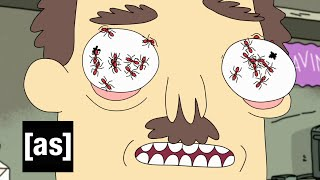 Ants In My Eyes Johnson | Rick and Morty | Adult Swim