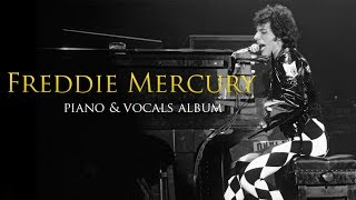 Freddie Mercury - Piano & Vocals Album