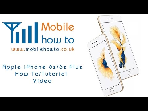 How To Use iBooks - Apple iPhone 6s/6s Plus