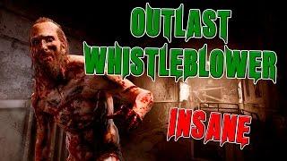 Outlast Whistleblower   Insane   Speedrun 00:43:56