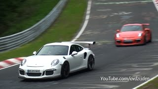 Porsche 991 GT3 RS - The KING of the Nurburgring!