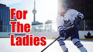 Natalie Spooner - Advice for hockey players