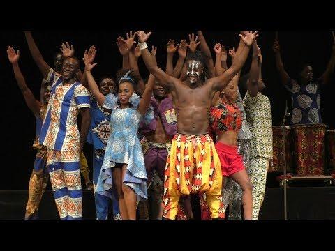 Cirque Africa, Fringe World 2019, Australia